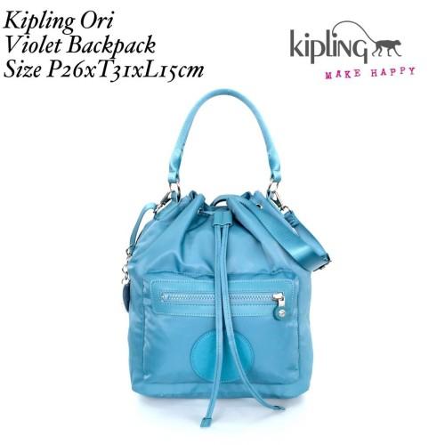 Foto Produk Kipling Ori Violet Backpack dari DOLPHINHELPER