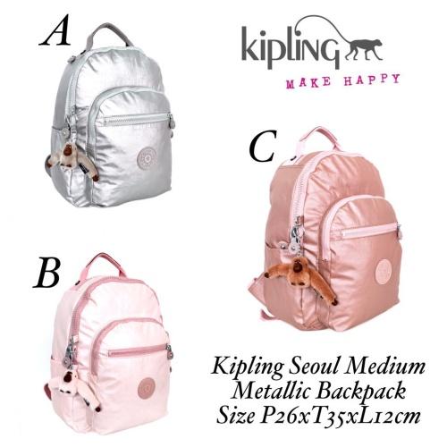 Foto Produk Kipling Seoul Medium Original Sisa Pabrik dari DOLPHINHELPER