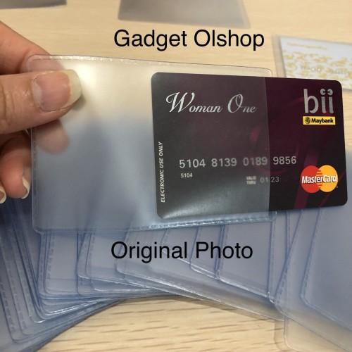 Foto Produk plastik id card / etoll / brizzi / atm / sertifikat / member / kartu dari Gadget olshop