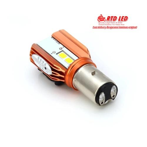 Foto Produk Led lampu Utama Headlamp bohlam led RTD M11M S2 Original dari RTD LED