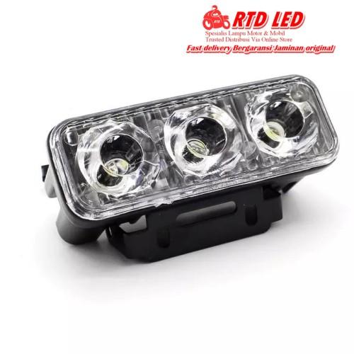 Foto Produk Lampu Sorot Lampu Kabut Lampu Tambahan LED RTD E03 Original dari RTD LED