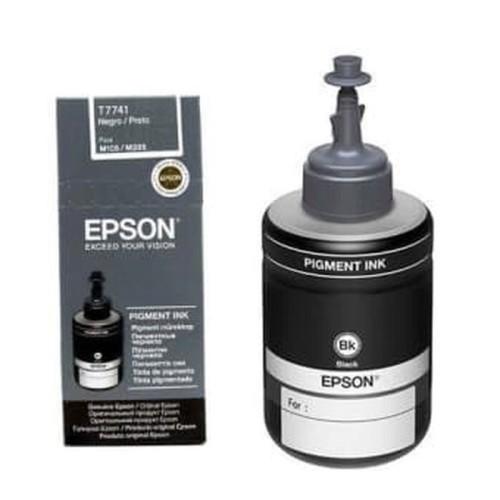 Foto Produk Tinta Epson T7741 ORIGINAL black dari myprinter.id