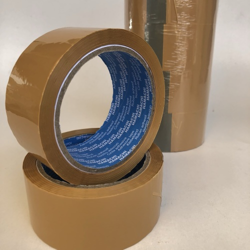 Foto Produk Lakban/OPP coklat Hamachi 45mm x 51m packing olshop dari Toko LuShan