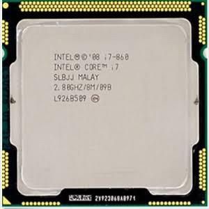 Foto Produk PROCESSOR INTEL I7 860 + FAN ORI SOCKET 1156 dari iconcomp