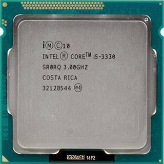 Foto Produk PROCESSOR INTEL CORE I5 3330/3450 + FAN ORI SOCKET 1155 dari iconcomp