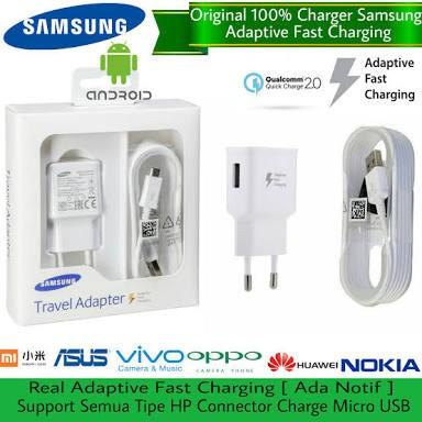 Foto Produk Charger / Casan Original 100% Samsung Note 5 / S6 Edge 2A 15Watt dari JV ACC