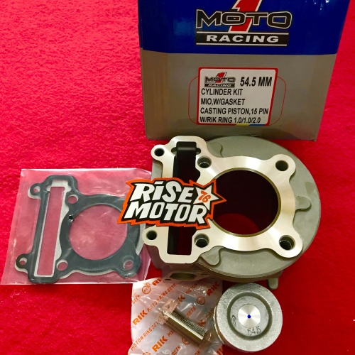 Foto Produk BLOK SEHER MOTO 1 MIO UK 54.5 dari risemotor