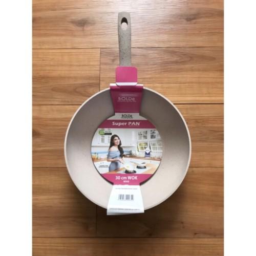 Foto Produk Wok 30 cm Super PAN BOLDe dari MAC Housewares