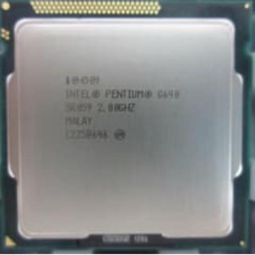 Foto Produk PROCESSOR INTEL G640 TANPA FAN SOCKET 1155 dari iconcomp