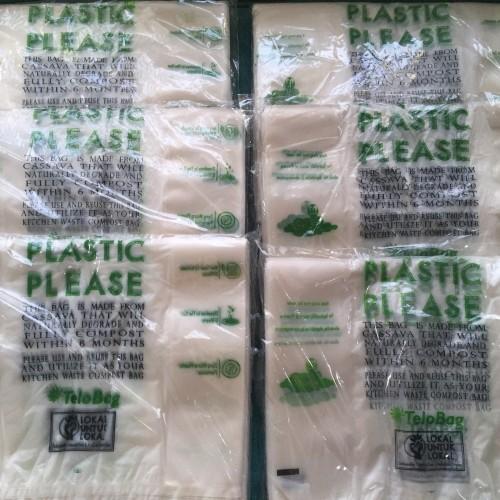 Foto Produk Plastik kantong organic singkong size 28 dari All ur needs shop