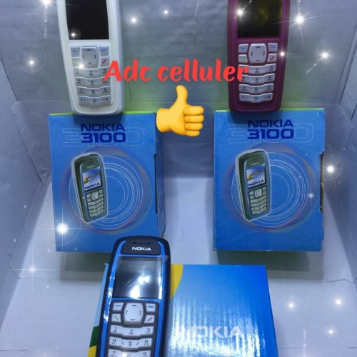 Foto Produk Nokia 3100 refurbished dari adc cell