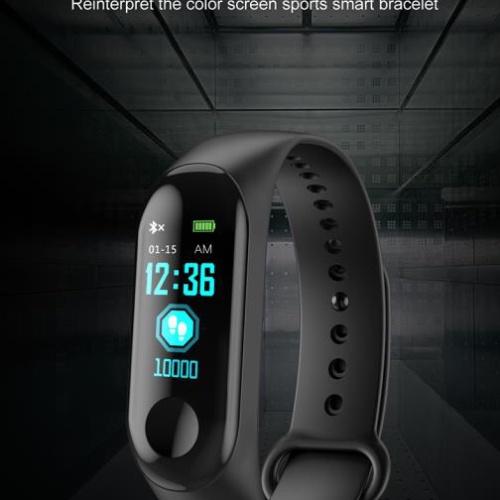 Foto Produk Smart bracelet black dari Ciripa Shop