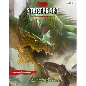 Foto Produk Dungeons & Dragons Starter Set: Fantasy D&D Roleplaying Game DND dari Toko Board Game