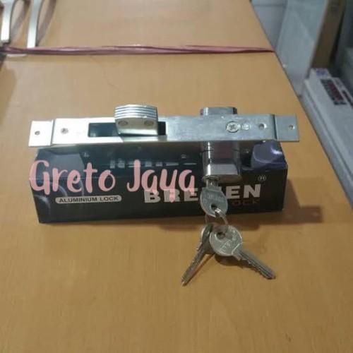 Foto Produk Kunci Pintu Alm / Aluminium / Almunium 4123 / 4423 merk BREMEN dari Greto Jaya