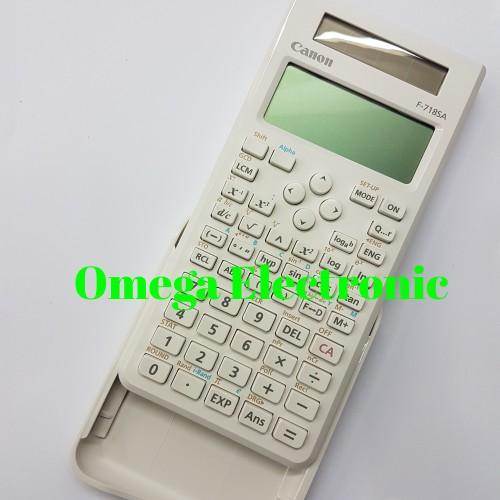 Foto Produk Canon F-718SGA Scientific Calculator Kalkulator Ilmiah Sekolah F-718S - Pink dari Omega Electronic