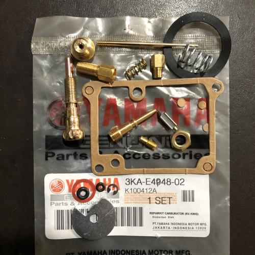 Foto Produk Repair Kit Karburator Yamaha Rx King RxKing Karbu RepairKit Carbu 3KA dari yaay auto part motor