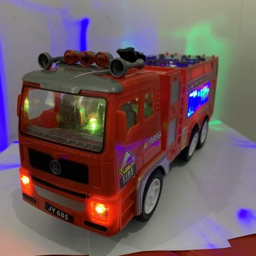 Foto Produk Mainan anak mobil pemadam kebakaran / firefighter truck dari bintangjaya toys