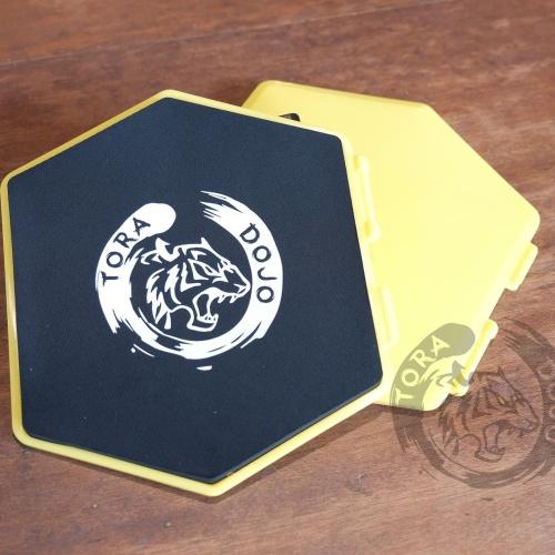 Foto Produk Fitness Slidez Discs [ Slider   Sliders   Glider   Gliders   Disc ] dari TORA DOJO MMA SHOP