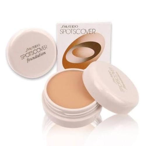 Foto Produk Shiseido Spot Cover Foundation dari Stevi Beauty House