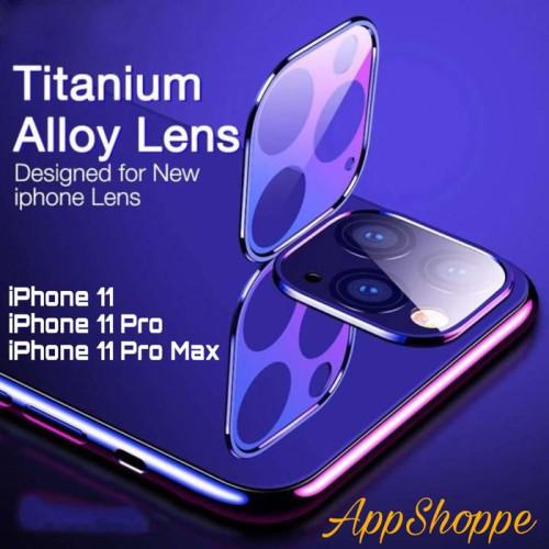 Foto Produk iPhone 11 / Pro / Pro Max Camera Lens Full Cover Protection Protector dari AppShoppe