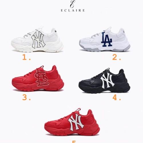 Foto Produk MLB Sneakers (logo) 100% Authentic dari Eclaire Authentic