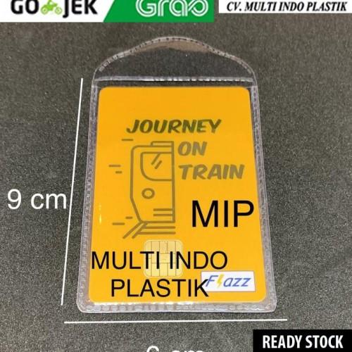 Foto Produk plastik pelindung kartu kantong pelindung kartu sampul plastik kartu dari Dexicon Elektrik Online
