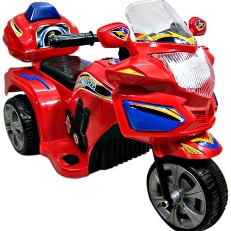 Foto Produk mainan anak motor aki halilintar yota toys gojek / grab only dari bintangjaya toys