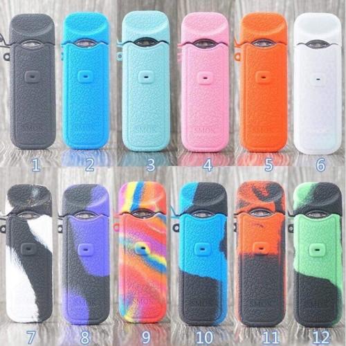 Foto Produk Silicone Silicon Silikon Case Cover SMOK Nord dari Devi E-Store