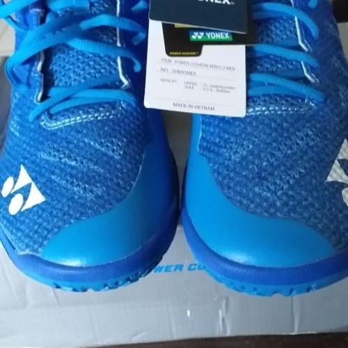 Foto Produk Sepatu yonex aerus 3 biru dari pobymerch