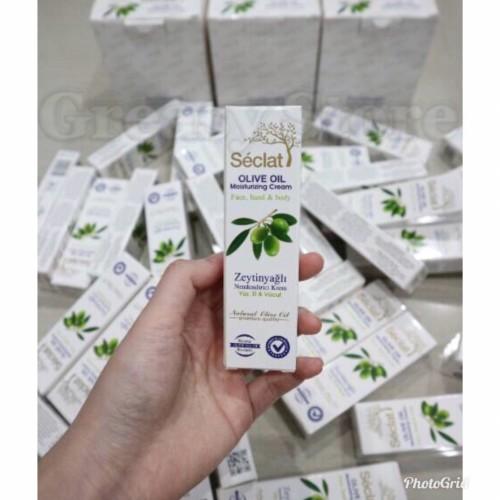 Foto Produk ORIGINAL 100% Séclat seclat olive oil cream 20ml 20 ml original dari @Pomade_Indo