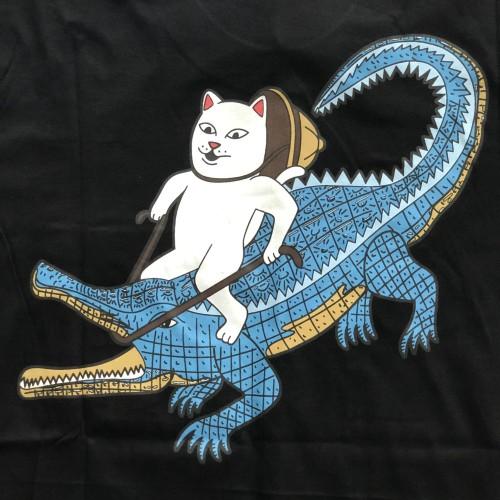 Foto Produk Ripndip Ranger Nerm Crocodile Tshirt (ORIGINAL BLACK MARKET) dari DOVER STREET SOCIETY
