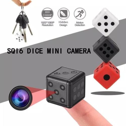 Foto Produk Mini cctv spy cam SQ16 kamera pengintai Sq 16 - kamera sq16 dari Sumber Mandiri1