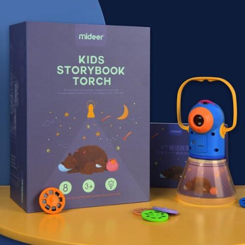 Foto Produk Mideer kids storybook torch mainan edukasi anak dari Mybentoshop