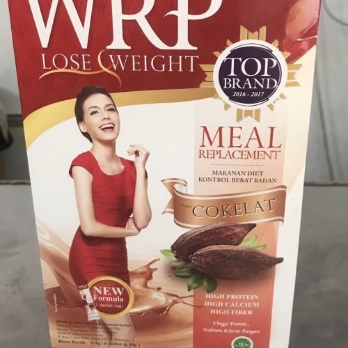 Foto Produk WRP lose weight coklat dari Asia bambu mart