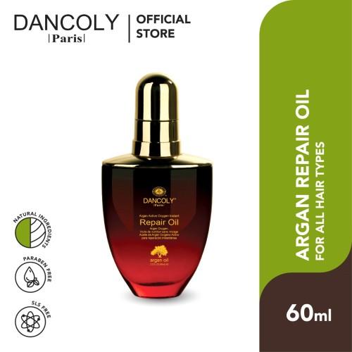 Foto Produk Vitamin & Serum Rambut-Dancoly-Argan Repair Oil 60ml dari DANCOLY