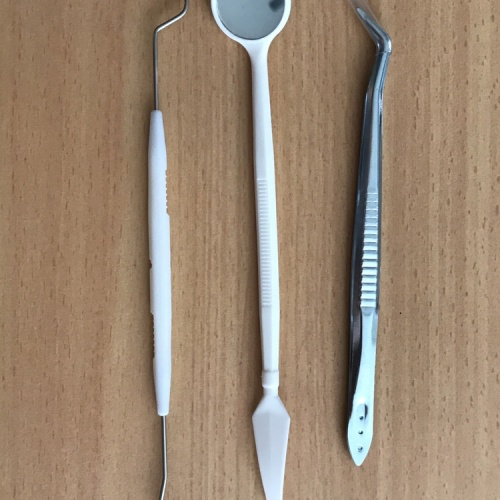 Foto Produk Disposable Dental Kit Disposable Student Kit Disposable Diagnose Kit dari Berkat Dental Medical