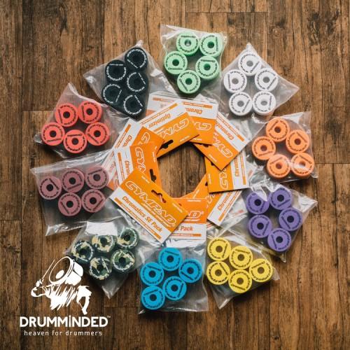 Foto Produk Cympad Chromatics Set 5 Pcs - Biru dari drumminded
