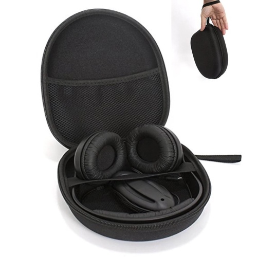 Foto Produk Headphone Headset hard case pouch box Marshall Audio Technica jbl Sony dari docker