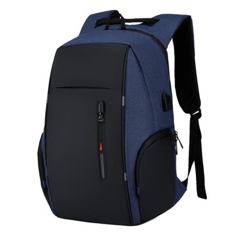 Foto Produk Tas ransel terbaru good quality anti air muat laptop 15.6 inch hm 09 - Hitam dari 4acc