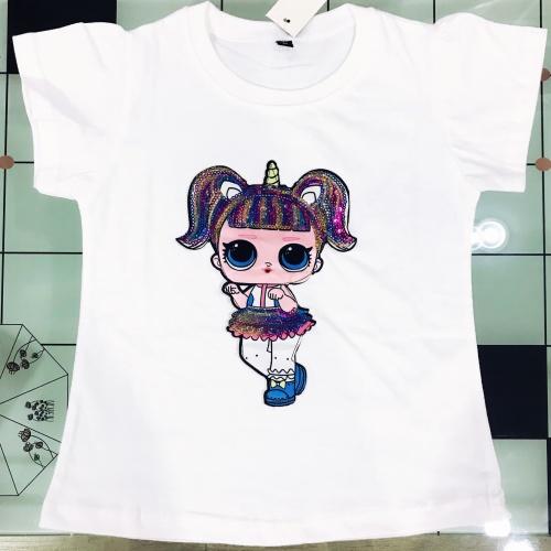 Foto Produk Baju Anak Nyala LOL Led Motif 1 dari GROSIR IMPORT CHIN