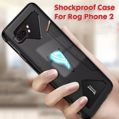 Foto Produk Case Asus ROG Phone 2 Case Softcase Shockproof dari BENNY ACC
