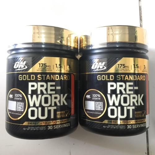 Foto Produk Preworkout gold standard optimum 30serving dari xieanz supplement