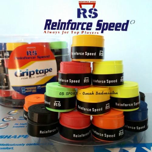 Foto Produk Grip KARET RAKET TIPIS RS MURAH ORIGINAL dari Besar sport