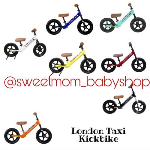 Foto Produk Sweetmomshop London Taxi Balance Bike dari sweetmomshop