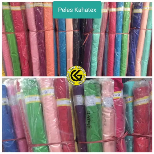 Foto Produk Kain Peles Furing / Lining dari gudang kain tanah abang