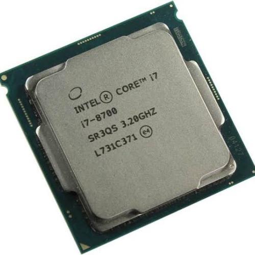 Foto Produk PROCESSOR INTEL I7 8700 TRAY LGA 1151 COFFEELAKE dari iconcomp