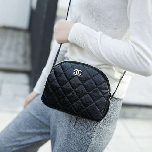 Foto Produk tas selempang wanita chanel model simple dari 4acc