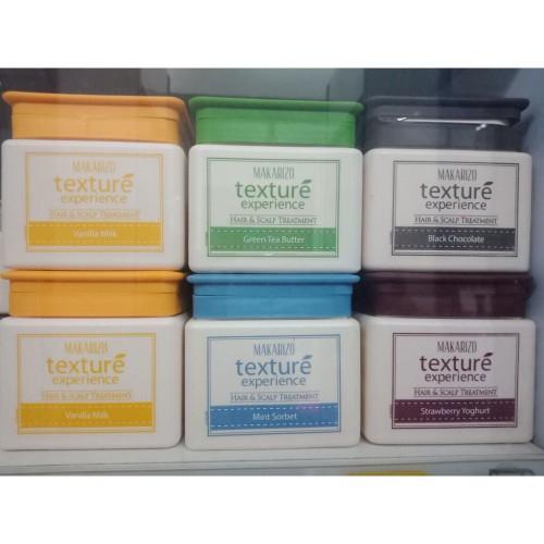 Foto Produk Makarizo Texture Experience Hair Massage Cream 500gr/masker rambut dari MP Ladies
