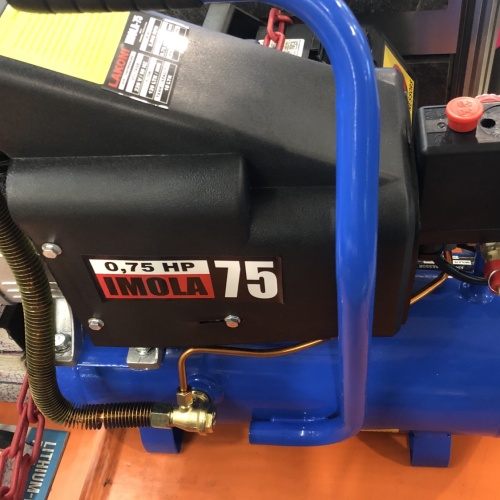 Foto Produk mesin Kompresor lakoni imola 75 / kompresor angin lakoni imola 75 dari pasar tehnik