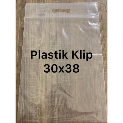 Foto Produk Plastik ziplock 30x38 plastik klip transparan 30x38 dari Lafozha